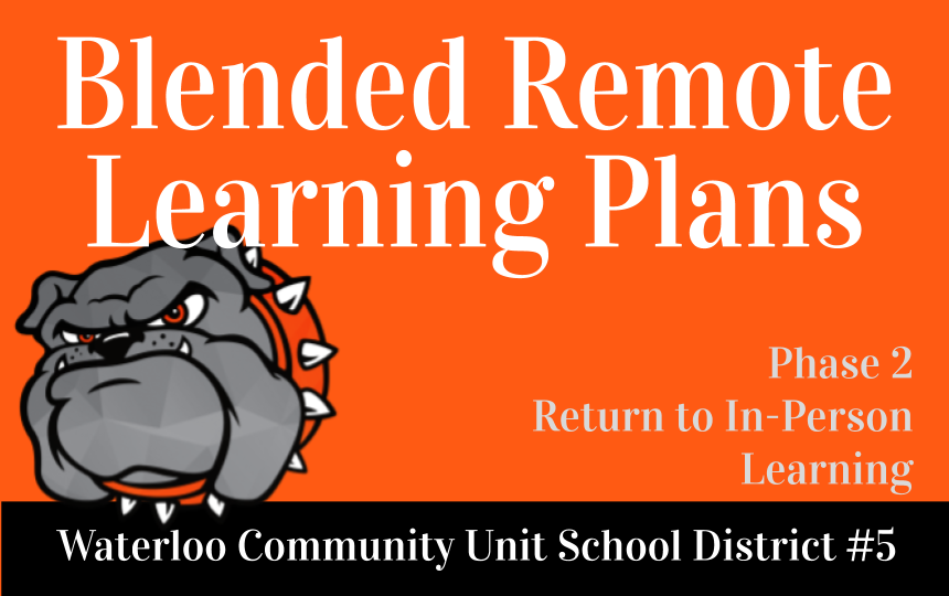 Phase 2 Blended Remote Learning Plans