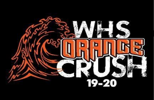 Orange Crush T-Shirt Order