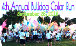 Bulldog Color Run