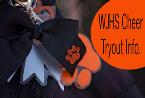 WJHS Cheer Tryout Info