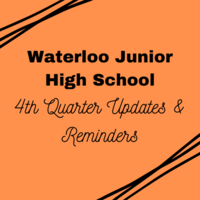 4th Quarter Updates & Reminders