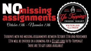 No Missing Assignments!
