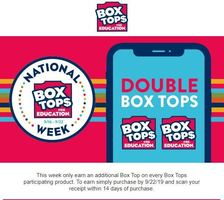Box Tops Website click here