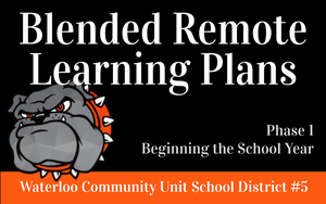 Blended Remote Learning Plans